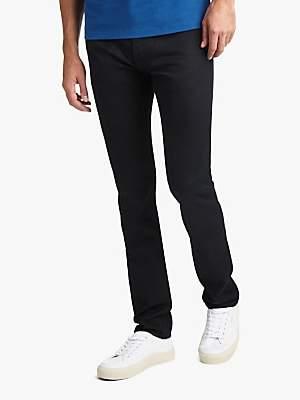 HUGO BOSS BOSS Delaware Slim Fit Jeans, Black