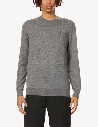 Polo Ralph Lauren Logo-embroidered wool jumper