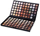 PhantomSky 120 Color Eyeshadow Makeup Palette Cosmetic Contouring Kit #4 - Perfect for Professional and Daily Use