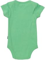Green Giraffe Bodysuit - Infant
