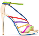 Loriblu strappy heeled sandals