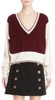 Chloé Women's Bicolor Sweater