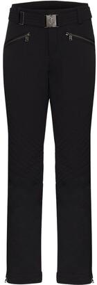 Bogner Fraenzi straight-leg ski trousers