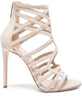 Tamara Mellon Goddess Nappa & Suede Sandals