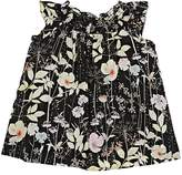 Bonpoint Infants' Goldina Floral Cotton Voile Dress