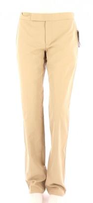 Ralph Lauren Beige Cotton Trousers