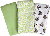Summer Infant, Inc Summer Infant 3-pk. SwaddleMe Muslin Blanket