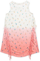 Jessica Simpson Alexia Cactus-Print Dress, Big Girls (7-16)