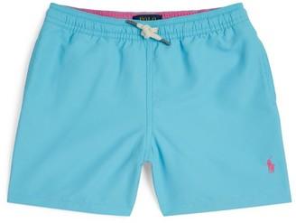 Ralph Lauren Kids Polo Pony Swim Shorts (5-7 Years)