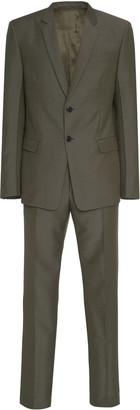 Prada Wool Slim-Leg Suit