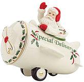 Lenox Countdown 'til Christmas Airplane Cookie Jar