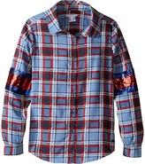 Little Marc Jacobs Long Sleeve Shirt Girl's Clothing