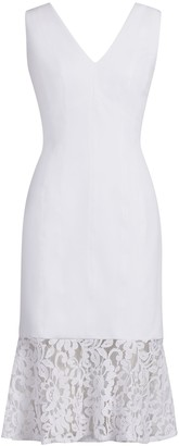 New York & Co. Helenia V-Neck Dress - Eva Mendes Fiesta Collection