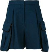 Fendi 'Medea' shorts - women - Cotton/Polyamide/Viscose - 44