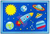 Olive Kids Olive KidsTM 3-Foot x 5-Foot Out of this World Accent Rug in Blue