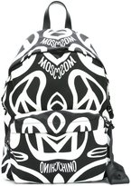 Moschino peace sign backpack