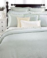 Martha Stewart Circa Standard Pillow Sham Seafoam Green - Msrp $80
