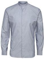 Selected Homme Fort Mandarin Collar Sport Shirt