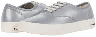 SeaVees Legend Sneaker Reflect Tech (Silver) Women's Shoes