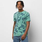 Vans Tie Dye Checker Stripe Shirt