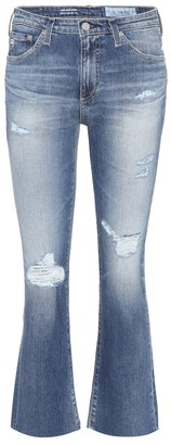 AG Jeans The Jodi Crop flared jeans