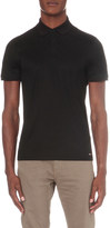 HUGO BOSS Leisure stretch-cotton polo shirt