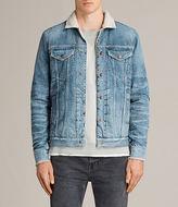 AllSaints Ikano Denim Jacket
