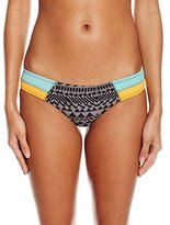 Rip Curl Women's Bomb Aftershock Cheeky Hipster Bikini Bottom