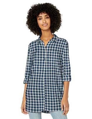 Goodthreads Modal Twill Long-sleeve Button-front ShirtL