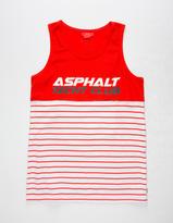 Asphalt Yacht Club Yachty Stripe Mens Tank
