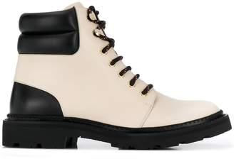 Bally Ganya lace-up boots