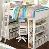 PBteen Sleep + Study Loft