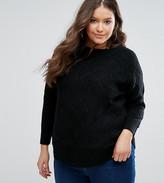 Koko Plus Diamond Knit Sweater