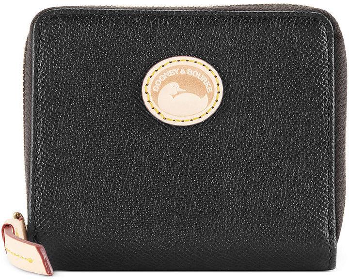 Dooney & Bourke Handbag, Davis Small Zip Around Wallet