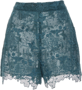 Anna Sui Cupids Clouds Lace Short