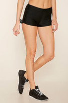 Forever 21 FOREVER 21+ Active Side-Tie Shorts