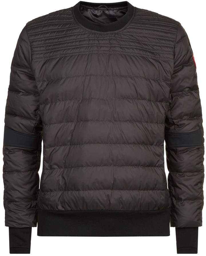 Canada Goose Albanny Quilted Sweatshirt