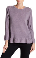 Velvet by Graham & Spencer Mia Cashmere Pullover Sweater\n