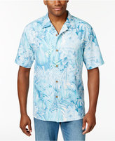 Tommy Bahama Men's 100% Silk Botanico Jungle Shirt