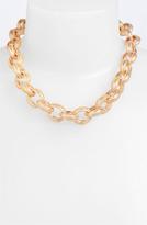 Tasha Link Collar Necklace Gold