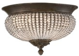Uttermost 'Cristal De Lisbon' Ceiling Light