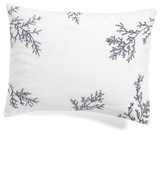 Vera Wang Floral Embroidered Breakfast Pillow