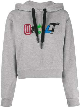 OMC logo print hoodie