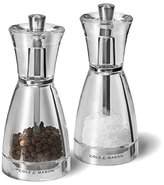Cole & Mason Precision Grind Pina Salt and Pepper Mill Gift Set - Acrylic/Clear, 12.5 cm