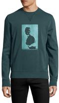 BLK DNM 45 Skull Sweatshirt
