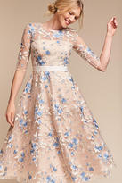 Anthropologie Linden Wedding Guest Dress