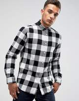 ONLY & SONS Check Shirt in Slim Fit