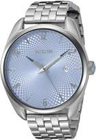 Nixon Women's 'Bullet' Quartz Stainless Steel Watch, Color:Silver-Toned