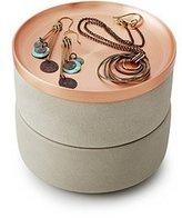 Umbra Copper Orb Jewelry Box