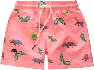 Oas Swim Dino Swim Trunks